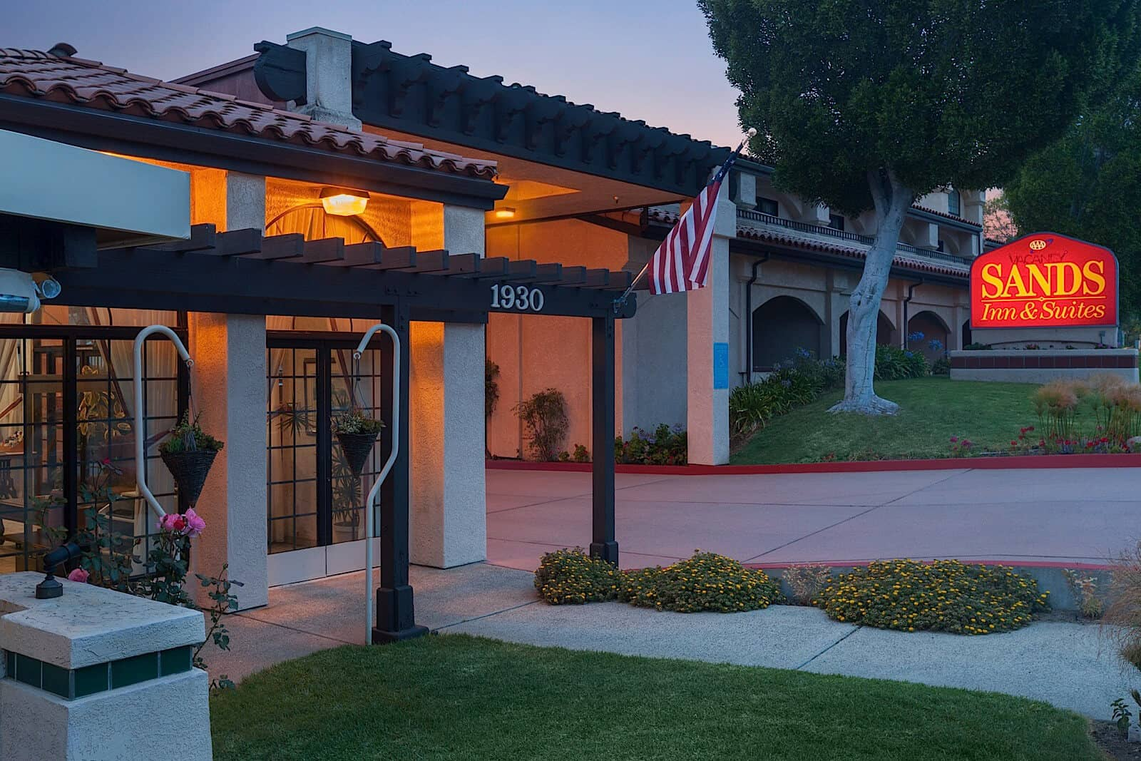 Sands Inn & Suites, a San Luis Obispo Hotel